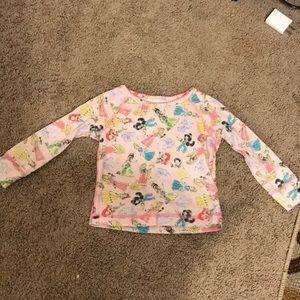 A Disney princess t-shirt